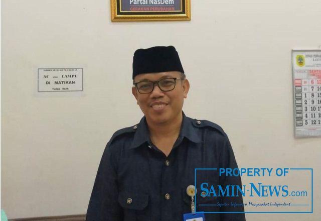 Wakil Ketua Fraksi Partai NasDem DPRD Kabupaten Pati, Roihan S. Pd. I