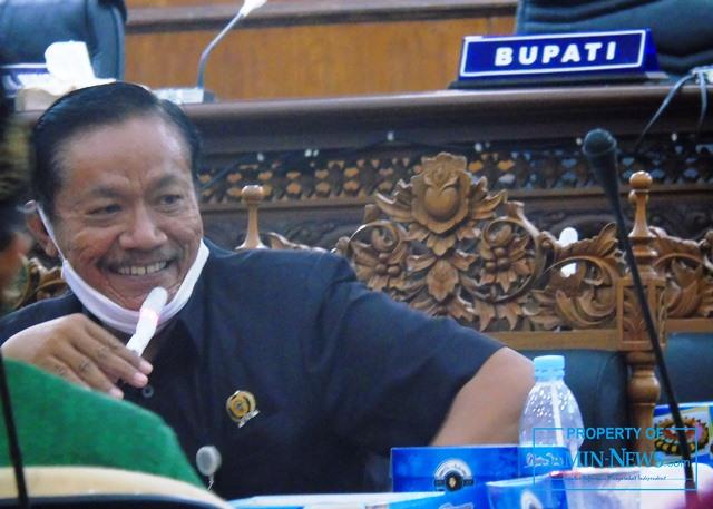 Ketua Bapemperda DPRD Pati, Suwarno