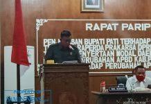 Sekretaris Komisi D DPRD Kabupaten Pati, Noto Subiyanto.
