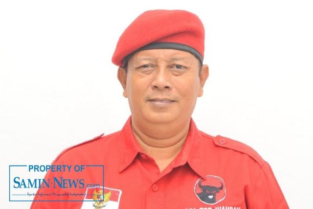 Anggota Fraksi PDI Perjuangan DPRD Kabupaten Pati, Noto Subiyanto