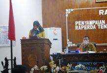 Anggota Fraksi Nurani Keadilan Rakyat Indonesia (NKRI) DPRD Kabupaten Pati, Warsiti.