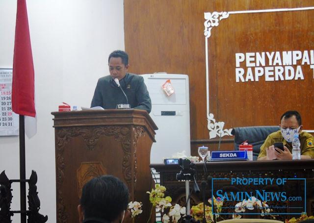 Anggota Fraksi PPP DPRD Pati, Muslihan