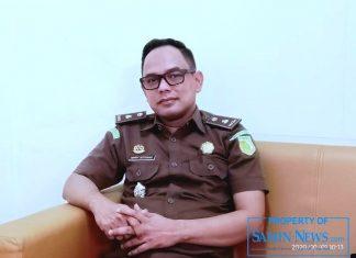 Kepala Seksi Pidana Khusus (Kasipidsus) Kejaksaan Negeri Pati, Herry Setiyawan.