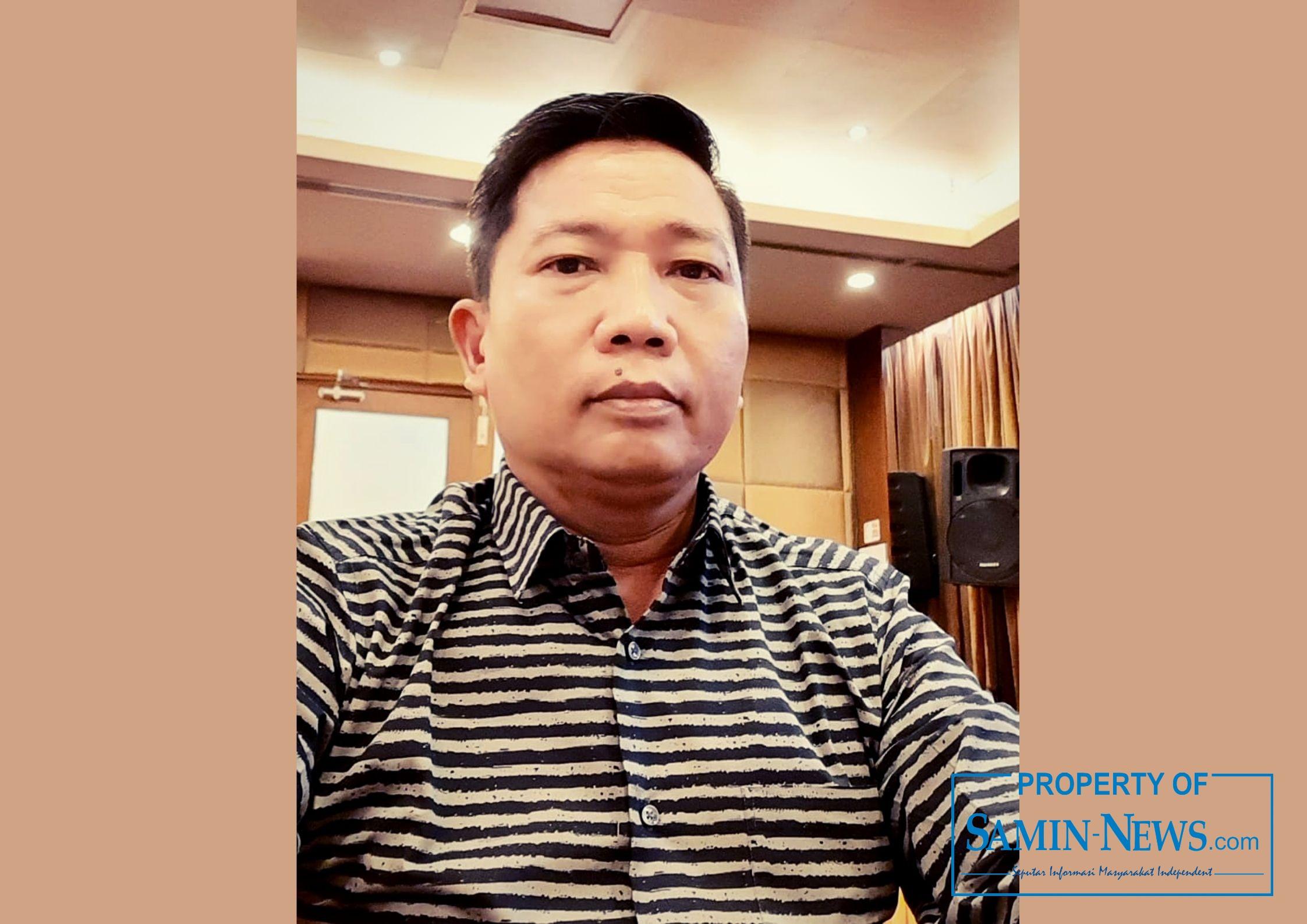 Anggota Dewan Perwakilan Rakyat Daerah (DPRD) Kabupaten Pati dari Fraksi NasDem, H Sutikno, ST