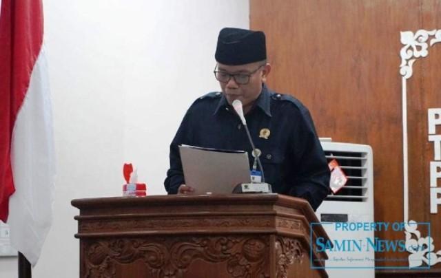 Wakil Ketua Fraksi Partai NasDem DPRD Kabupaten Pati, Roihan, S.Pd.I
