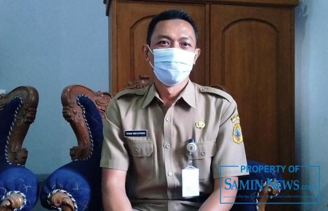 Kepala Dinas Perhubungan (Dishub) Kabupaten Pati, Teguh Widyatmoko