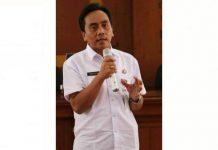Kepala Dinas Komunikasi dan Informatika (Diskominfo) Kabupaten Pati, Indriyanto.