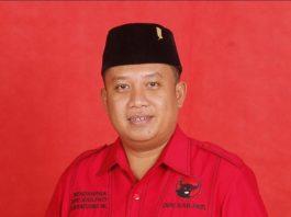 Ketua Fraksi PDI Perjuangan DPRD Pati, Teguh Bandang Waluya