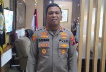 Kapolres Pati AKBP Christian Tobing, S.I.K., M.H., M.Si.